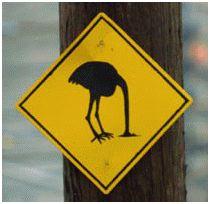 The Ostrich Defense