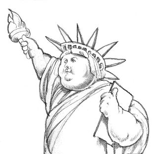 The Upgraded Statue of Liberty