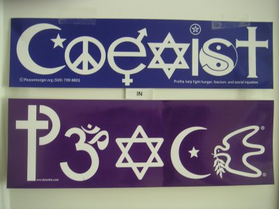 Coexist in Peace