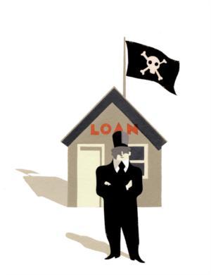 Evil lenders