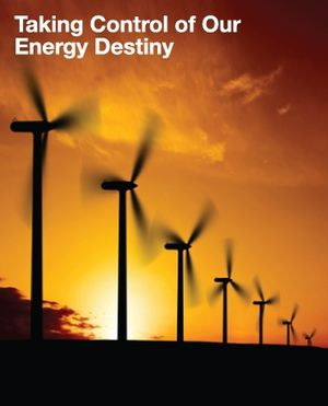 Taking Control Energy Destiny