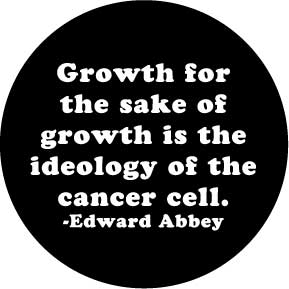 Growth For Growth Sake