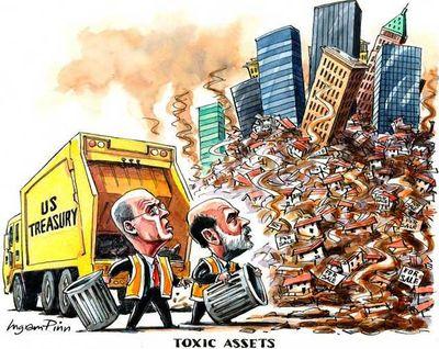 Toxic Wall Street