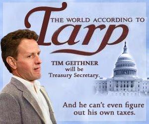 TARP 2 Tim Geithner