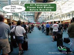 Airport lines