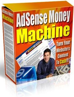 Adsense money machine