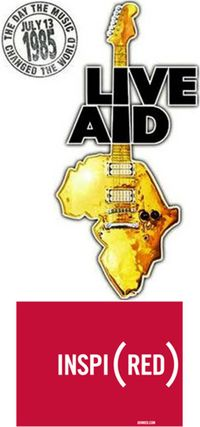 Live Aid Red