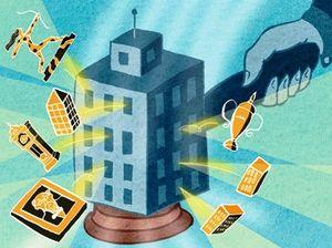 Banking destructuring