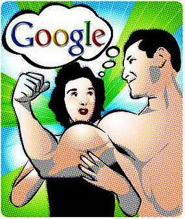 Google cartoon