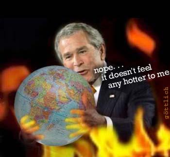 Global Warming Approaching