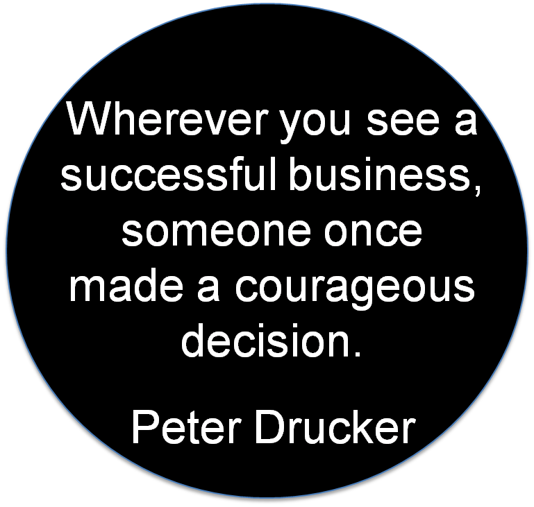 Drucker - Decisions