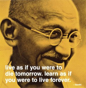 Gandhi on education