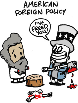American-foreign-policy