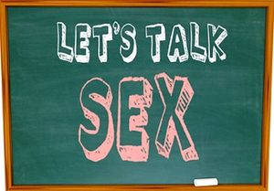 Lets talk sex