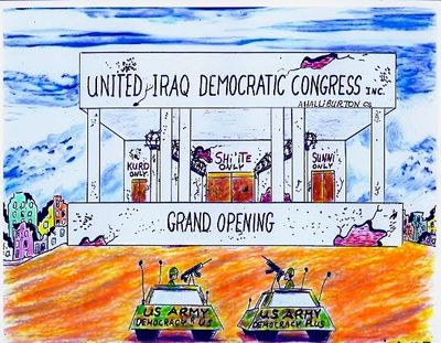 United iraq congress