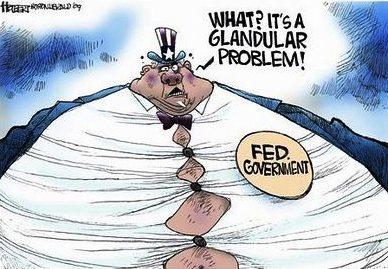 Government Too Big