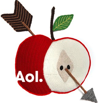 Aol Knit Apple