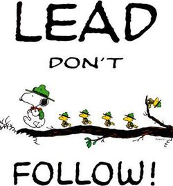 Snoopy Leads