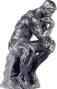 Rodin - Thinker