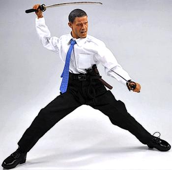 Obama taking decisive action