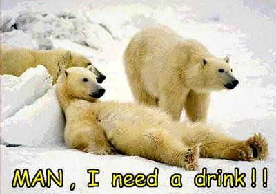 Man, I need a drink!!