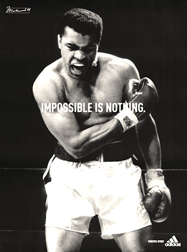 Ali - Impossible is Nothing