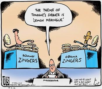 Debate Fallout