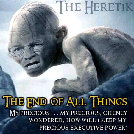 Cheney Gollum
